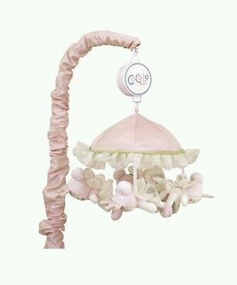 Super cute Cocalo baby Musical Mobile, Sienna. Perfect for your nursery crib.