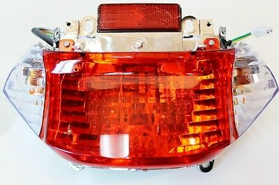 Chinese scooter 50cc  150 cc GY6/QMB139 Tail Light Assembly