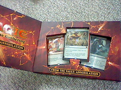 (Magic: The Gathering) From the Vault - Annihilation