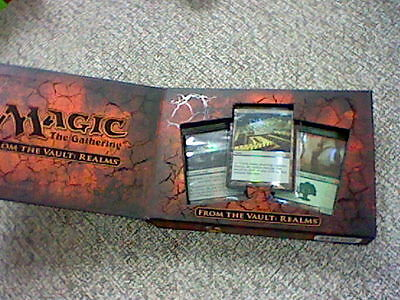 (Magic: The Gathering) From the Vault - Realms