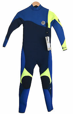 Rip Curl Youth Full Wetsuit Juniors Size 16 - Retail $240