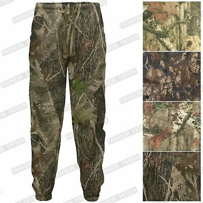 New Kids Camouflage Trousers Tree Jungle Print Combat Forest Sweat Pants Bottoms