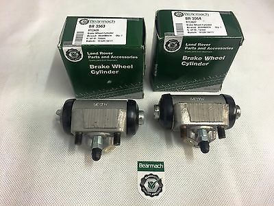 Bearmach Land Rover Defender 110 Rear Brake Wheel Cylinders - RTC3626 & RTC3627