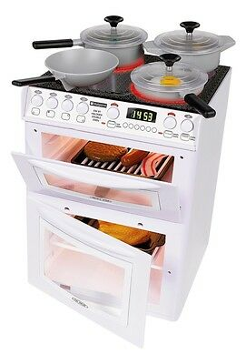 Kids pretend play Casdon Electronic Cooker/Stove Toy