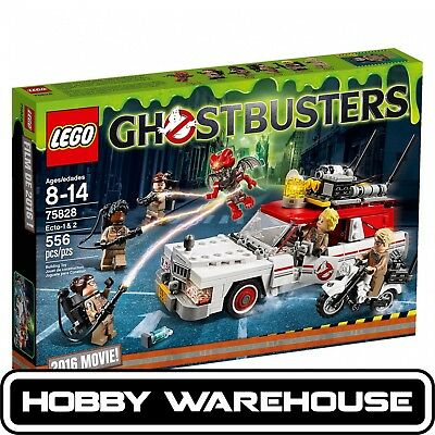 Lego 75828 Ghostbusters Ecto-1 and 2 (NEW AND SEALED)