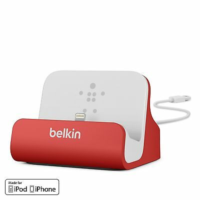 Belkin MIXIT Charge and Sync Dock with Lightning Cable Connector for iPhone 6...