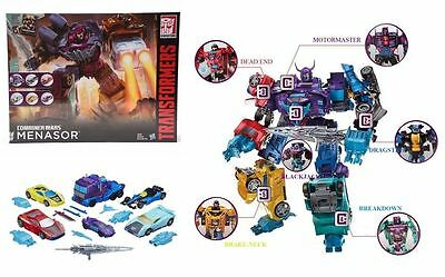 Transformer Generations G2 Combiner Wars Menasor Set Kinder Spielzeug Kids Toy