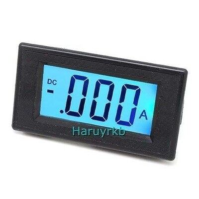 DC ±20A Digital LCD display Ammeter /amp Meter Monitor battery Charge Discharge