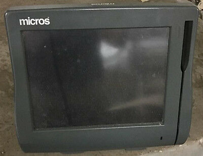 Micros Displays & Terminals (With Keypads)