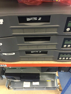 AA927A - HP Storageworks 1/8 Ultrium460 Autoloader, Tested with VAT & P&P Inc