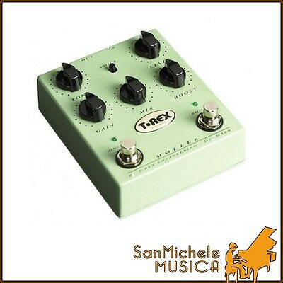 Pedale Effetto T-REX MOLLER - OVERDRIVE