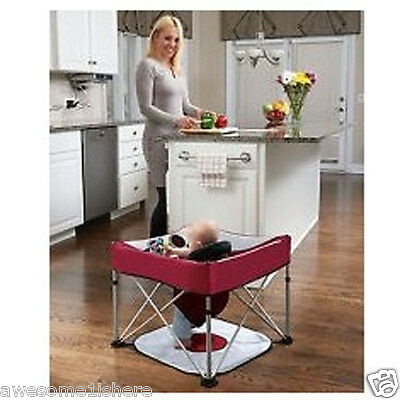 Baby Jumping Seat Stationery Exerciser Jumper Playpen Activity Center Walker NEW