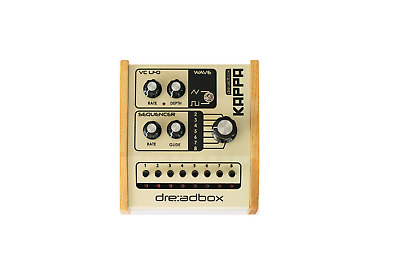 Dreadbox Kappa Desktop Controller 8-Step Sequencer Vc Lfo Clock In/out Signal