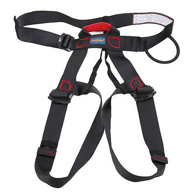 Professional Rock Climbing Downhill Harness Rappel Rescue Safety Tool Seat Belt