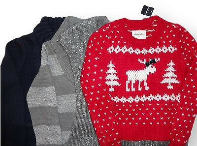 NWT Girl's 10-12 years Fall Winter Clothes Lot of 4: Sweater Tunic Cardigans