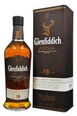 Glenfiddich 18 Year Old Small Batch Reserve 700Ml Scotch Whisky