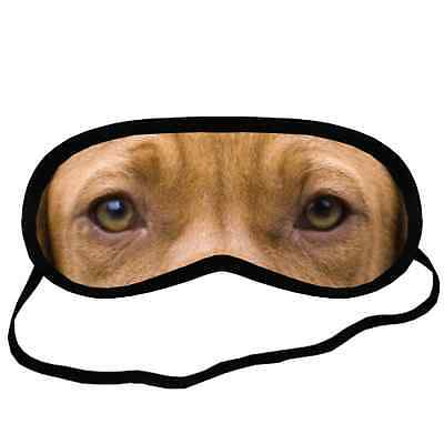 Adorable VIZSLA EYES Dog Puppy Lovers Small-Med Size SLEEP MASK Gift Cover