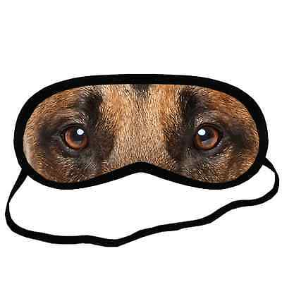 Cute BELGIAN MALINOIS EYES Dog Puppy Lovers Small-Med Size SLEEP MASK Gift