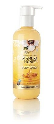 New Wild Ferns Manuka Honey Nourishing Body Lotion Large