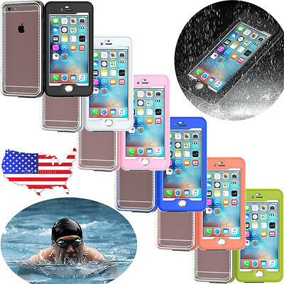 Key Waterproof Shockproof Protective Phone Case Cover For Apple iphone 6 6S Plus
