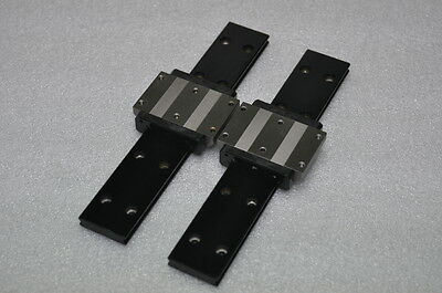 THK Linear Bearing LM GUIDE SHW17CAM 200mm 2Rails 2Blocks NSK IKO CNC Router