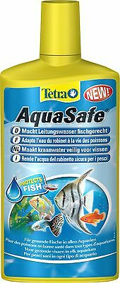 Tetra AquaSafe 500ml Water Conditioner AquaSafe Water Conditioner