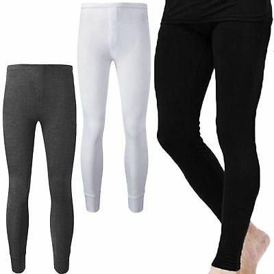 Mens Thermal Long Johns Underwear Warm Trousers Heat Base Layer Bottoms Pants