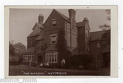 "Northamptonshire, Kettering, ""the Warren"" Manor House, Rp"