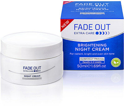Fade Out Extra Care Brightening Night Cream - 50Ml
