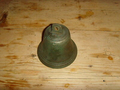 Vintage small bronze bell servents dowton abbey shop for Vintage m bel küche