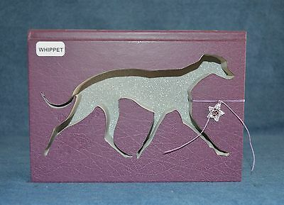 Whippet Upcycled Book - 004