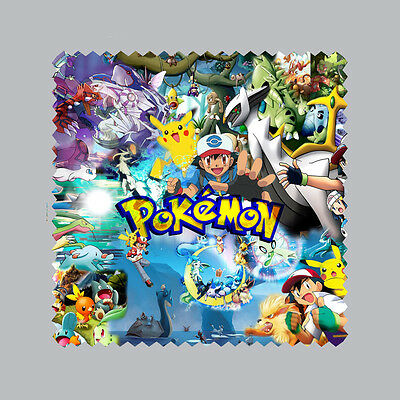 Pokemon personalised lens cloth glasses, mobile/laptop screen gift