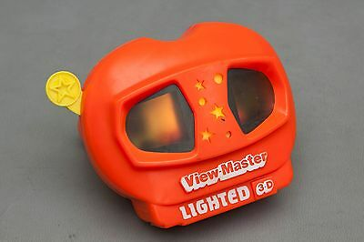 1991 View-Master Ideal Group Lighted 3D View-Master Viewer Used