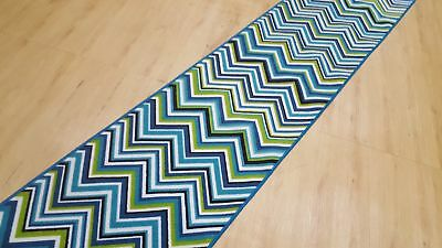 Modern Stylish Hallway Runner, Rubber-Backed/Non-Slip, 67cmWide ASSORTED LENGTHS