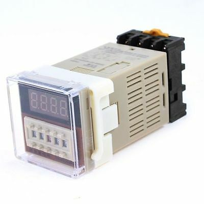 Programmable Time Delay Relay 220V DH48S-2Z