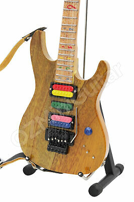 Miniature Guitar Jason Becker Signature & Strap