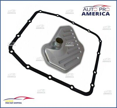 NEW OEM FORD SET Trans Filter Kit + Auto Trans Gasket FT105 + F2VY7A191A