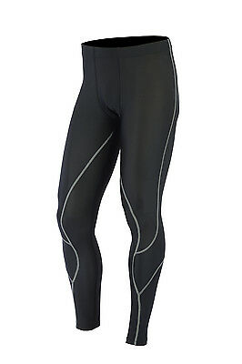 Mens Athletic Compression Base layer pant legging tight running under tight