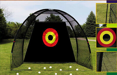 Brand New Golf Gear All Sports Golf Driving Practice Cage Net - Australian Owned