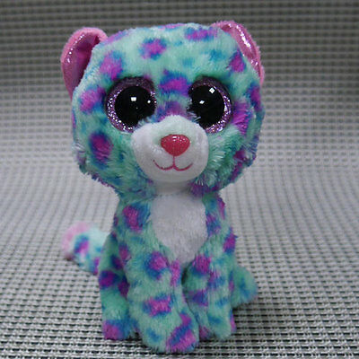 Soft plush Toy Sydney From TY Beanie boos Plush without all tag