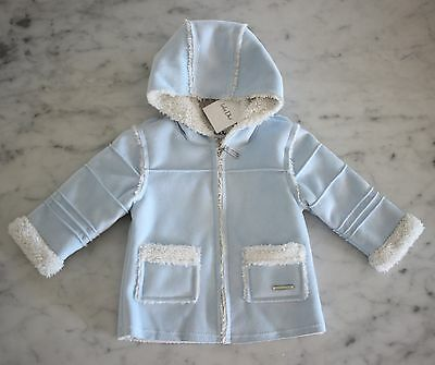 Baby Dior coat, size 6 months NEW