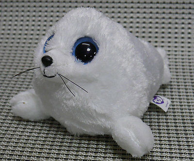 Soft Toy From TY BEANIES BOOS Iceberg Stuffed toy missing tags 6 inch