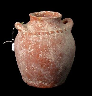 Ancient Canaanite Early Bronze Age pottery jar, 3000 BC P1455