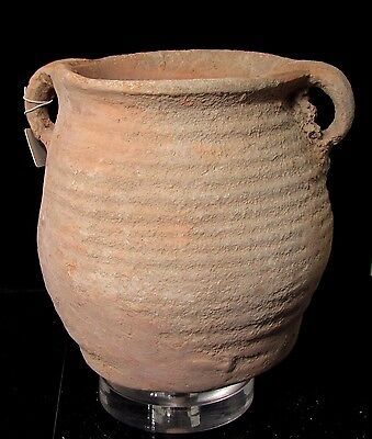 herodian terra-cotta  Jar ancient pottery p2327