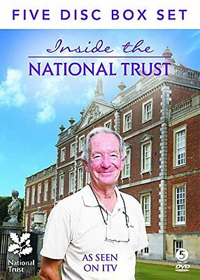 Inside The National Trust 5 Dvd Set With Micheal Buerk Itv