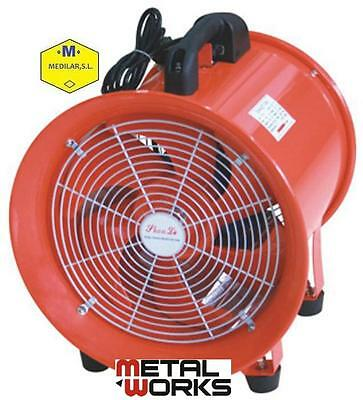 Ventilador-extractor de Suelo MV300230 Metal Works