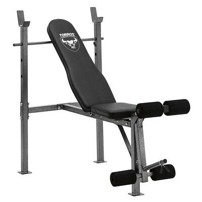 NEW Torros PRO 15 Weight Bench from Rebel Sport