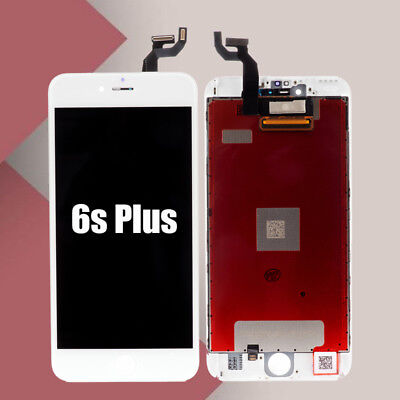 For iPhone 6S Plus White LCD Display Touch Screen Digitizer Replacement OEM Part