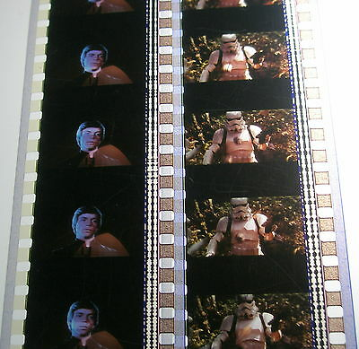 Star Wars - Return Of The Jedi-35mm Unmounted Film Cell strips