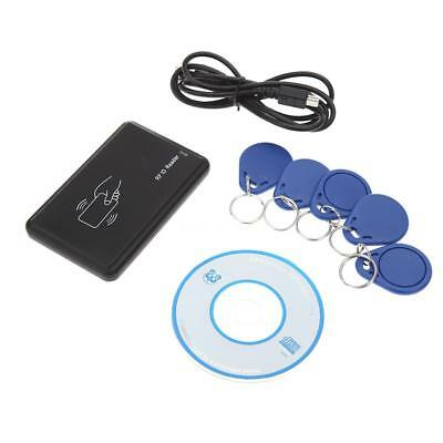 Contactless Mifare RFID IC Card Reader Writer Separated USB 14443A 13.56 MHz